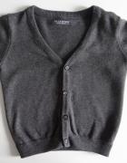 Szary sweterek na guziki Reserved rozmir 86...