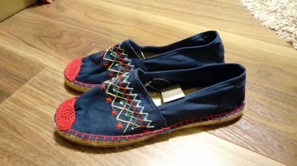 Espadryle Next 4UK...