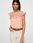 Nowa bluzka Mango...