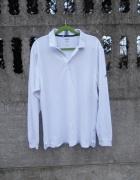 Sportowa Bluzka L biała ADIDAS...