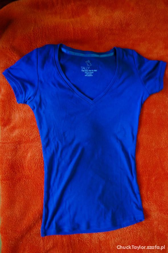T-shirt tshirty TALLY WAIJL tanio