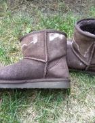 Buty jak emu zimowe damskie używane...