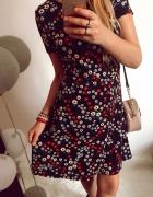 Sukienka Damska w kwiatki M