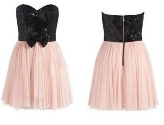 Lipsy London sliczna sukienka balerina z kokarda