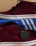 Adidas Honey Desert W bordowe nowe