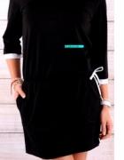 NOWA rewelacyjna tunika sukienka dresowa