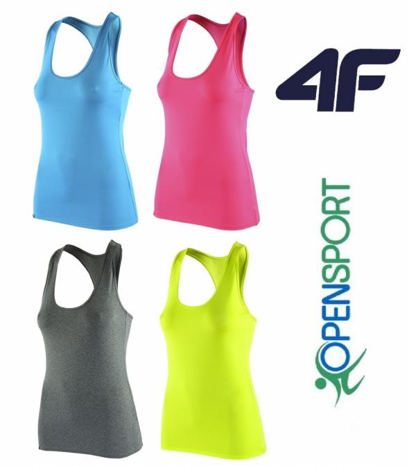 4F Koszulka bokserka top fluo XL...