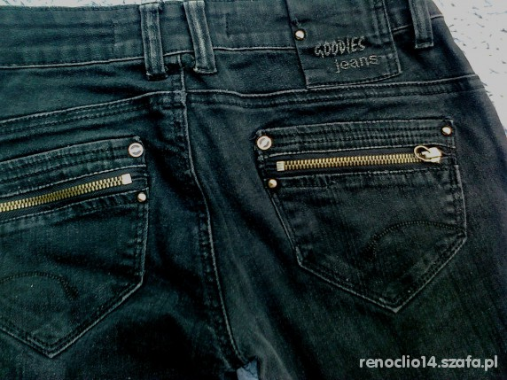 Goodies jeans czarne 38...