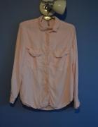 jasnoróżowa koszula M