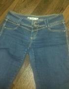 Spodnie dżins...