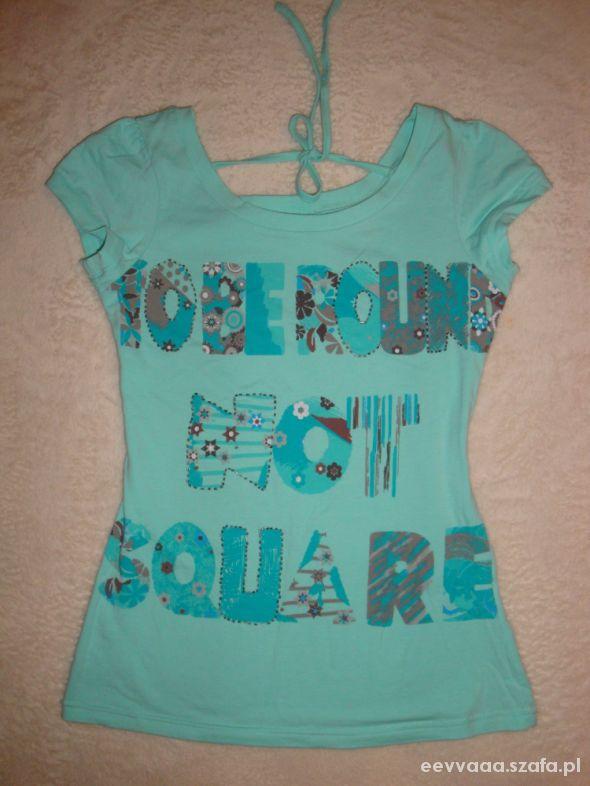 Koszulki koszulka miętowa