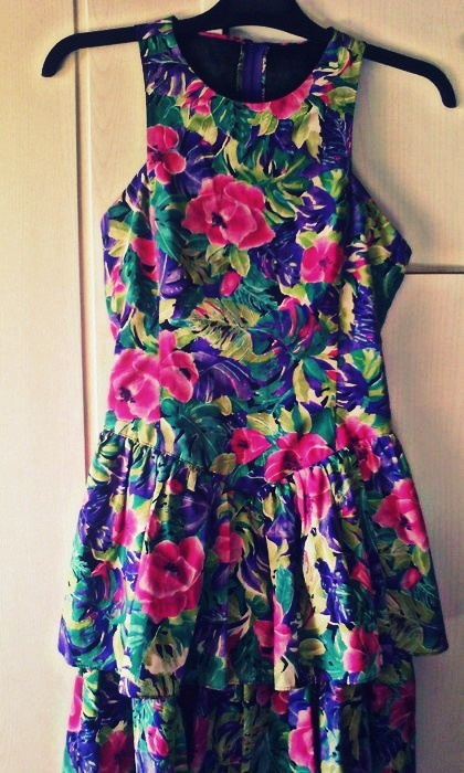 Bajeczna sukienka