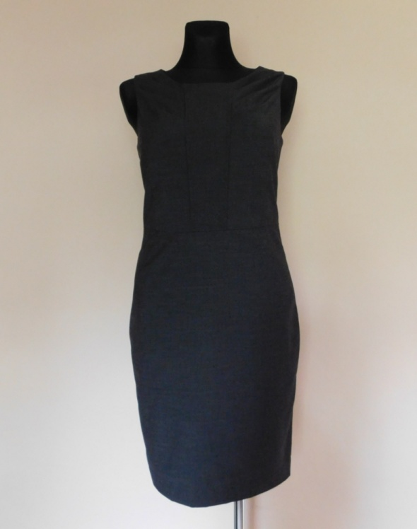 Next szara sukienka 38...