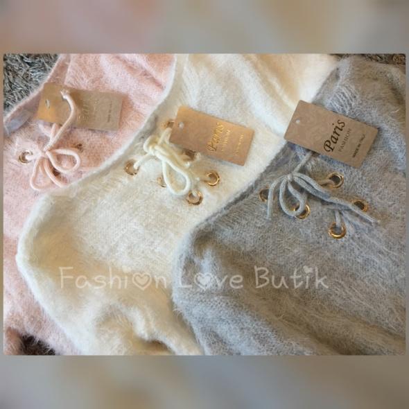 Piękne sweterki Fluffy
