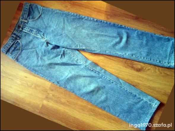 Klasyczne jeansy MARONA rozmiar 29
