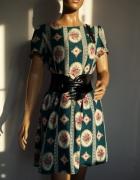 NOWA sukienka ATMOSPHERE w kwiaty