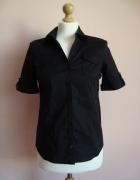 Czarna klasyczna koszula Dorothy Perkins...