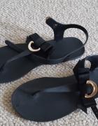 Sandały typu Meliski...