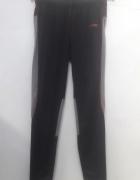 HITEC sportowe legginsy leginsy czarne 40 L...
