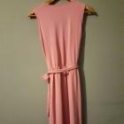 piękna różowa sukienka XS