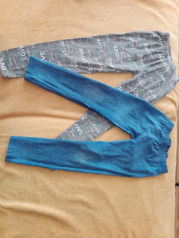 Spodnie i spodenki Legginsy