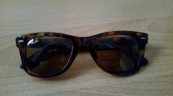 Okulary przeciwsłoneczne filtr UV w stylu RayBan
