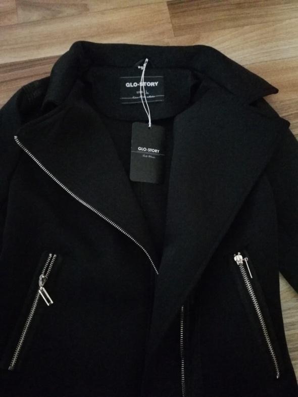 Czarna kurtka wiosenna