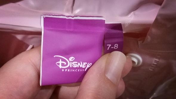 Markowy różowy płaszczyk przeciwdeszczowy Disney 140 lub 146 z ...