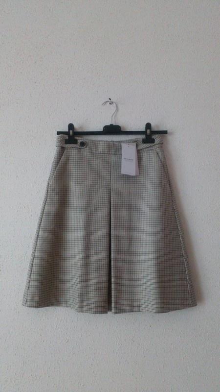 Spódnice Spódnica reserved 34 kratka kieszonki retro boho casual