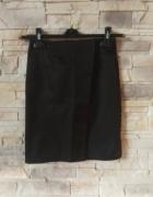 Elegancka spódniczka czarna XS...