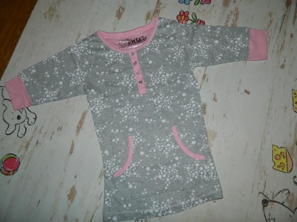 ESSENTIALS bluzka od piżamy roz 152