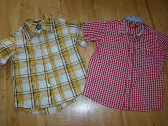 Koszulki, podkoszulki Koszule 122