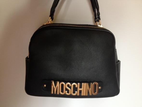 Kuferek jak Moschino