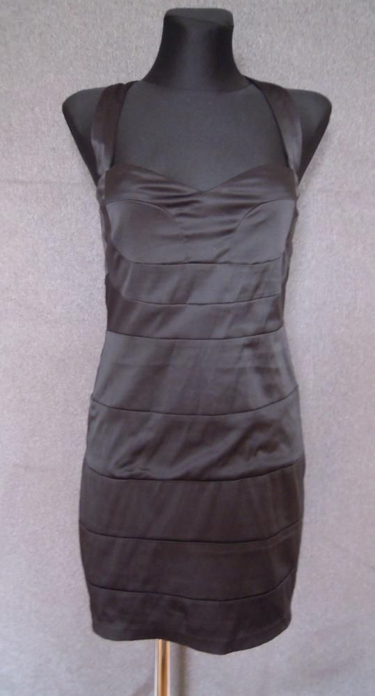 Czarna sukienka 38 M...