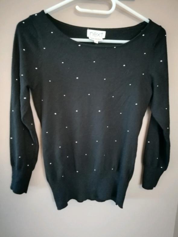 Nowy sweterek z dżetami