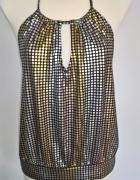 Bluzka z odkrytymi plecami New Look...