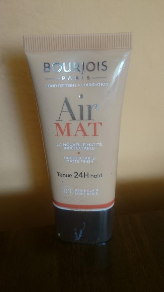 Bourjois Air MAT Podkład matujący do twarzy...