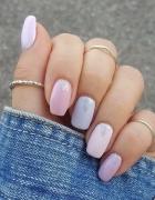 TOP 10 Pastelowy manicure