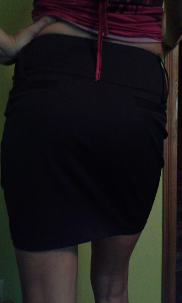 Spódnice Czarna spódnica rozmiar 40