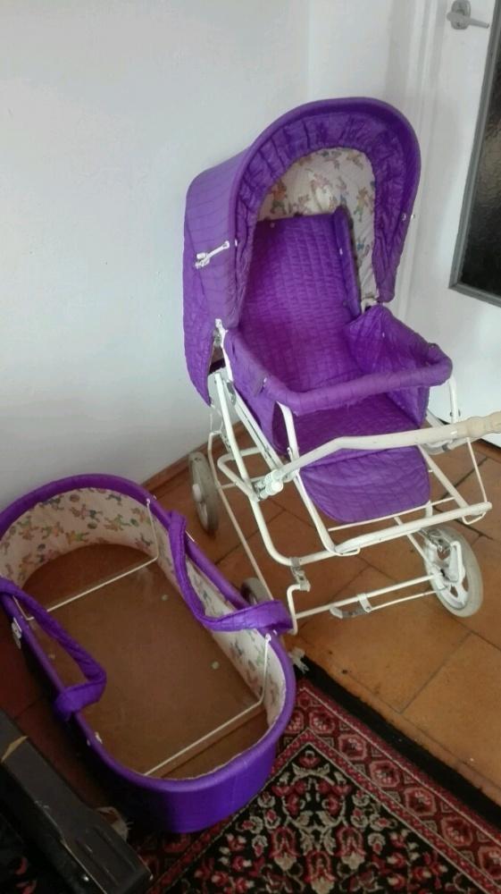 Wózek niemowlecy