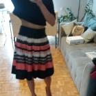 Spódnica HM z kokardą