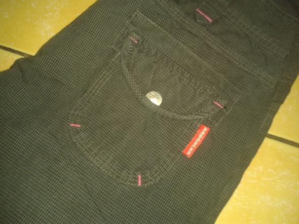Spodnie i spodenki Spodnie Dziewczece Reporter