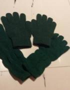 Zielone Rekawiczki...