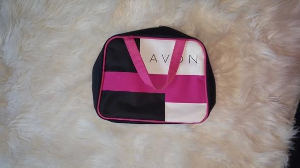 kosmetyczka Avon duża pojemna...