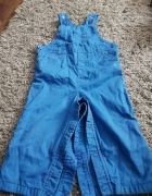 Niebieskie na szelkach M&S...