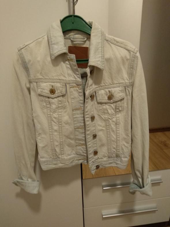 kurtka jeansowa perfect jeans gina tricot