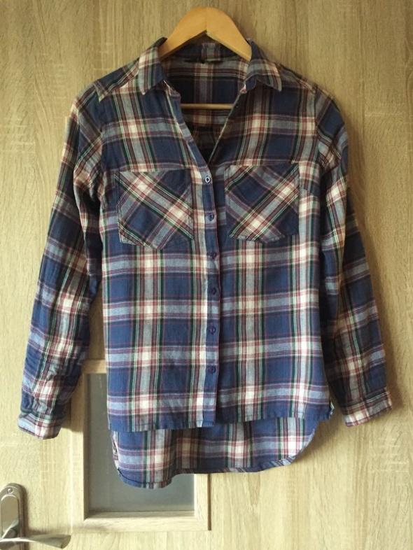 Koszula w kratę Reserved 34 XS...