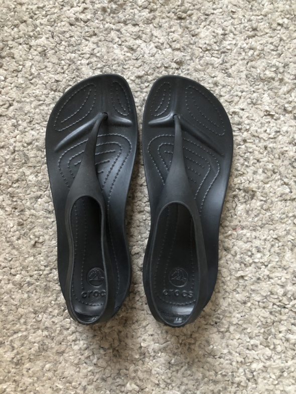 Crocs sexy flip sandałki japonki W8 38 39