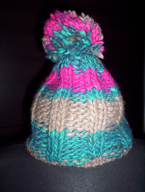 Bardzo ciepła czapka
