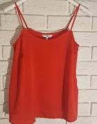 Bieliźniany Top Czerwony Bluzka New Look...